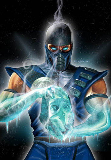 sub zero. SUBZERO This cover of SUB-ZERO